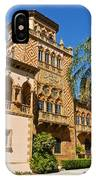 Ca D Zan  Winter Home Of John And Mable Ringling IPhone Case