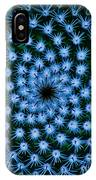 Cacti Blues IPhone Case