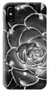 Cactus 10 Bw IPhone Case