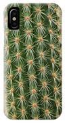 Cactus 19 IPhone Case