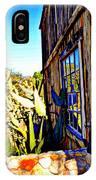 Cactus Reflection IPhone Case