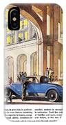 Cadillac Ad, 1927 IPhone Case