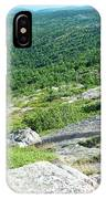 Cadillac Mountain Rocky View IPhone Case