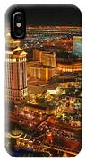 Caesars Palace On The Strip IPhone Case