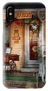 Cafe - Clinton Nj - Bistro Bakery  IPhone Case