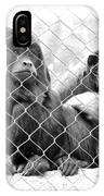 Caged And Captive IPhone Case