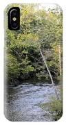 Cahaba River Shadows IPhone Case