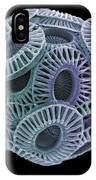 Calcareous Phytoplankton, Sem IPhone Case