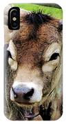 Calf Closeup IPhone Case