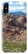 Calico Basin View IPhone Case
