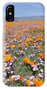 California Poppies And Other IPhone Case