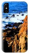 California Waterfront IPhone Case