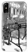 Calliope, 1859 IPhone Case