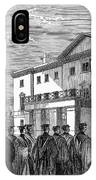 Cambridge University, 1862 IPhone Case