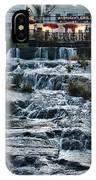 Camden Maine Waterfalls IPhone Case