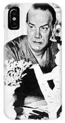 Camilo Cela (1916-2002) IPhone Case