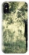 Camouflage Elk IPhone Case