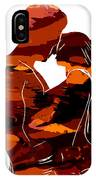 Camouflage Lovers IPhone Case