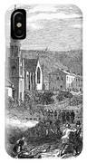 Canada: Gavazzi Riot, 1853 IPhone Case