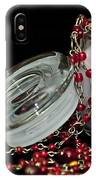 Candle And Beads IPhone Case