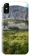 Cannon Cliff From Boise Rock New Hampshire IPhone Case