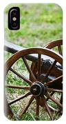 Cannon Fire IPhone Case