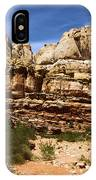 Canyon Castle IPhone Case