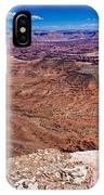 Canyon In Canyonlands IPhone Case