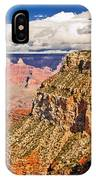 Canyon View Iv IPhone Case