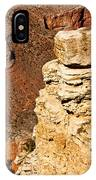 Canyon View V IPhone Case