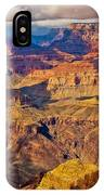 Canyon View Vi IPhone Case