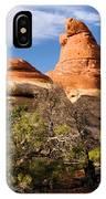 Canyonlands Needles IPhone Case