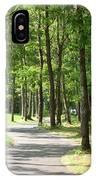 Cape Cod Walking Path IPhone Case