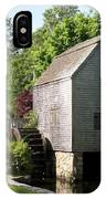Cape Cod Water Mill IPhone Case