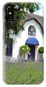 Cape Dutch Cottage IPhone Case