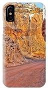 Capitol Gorge Trail At Capitol Reef IPhone Case