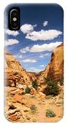 Capitol Reef Cohab Canyon IPhone Case