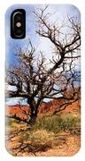 Capitol Tree IPhone Case