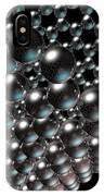 Carbon Nanotube 8 IPhone Case
