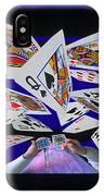 Card Tricks IPhone Case