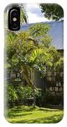 Caribbean Garden IPhone Case