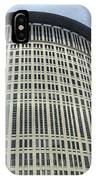 Carl B. Stokes Tower IPhone Case