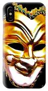 Carnival Mask 2 IPhone Case