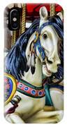 Carousel Horse 2 IPhone Case