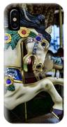 Carousel Horse 5 IPhone Case