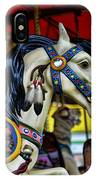 Carousel Horse 6 IPhone Case