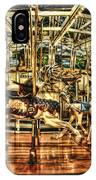 Carousel With Horses IPhone Case