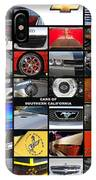 Cars Of Southern California IPhone Case