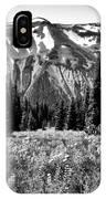 Cascade Mountain Range IPhone Case