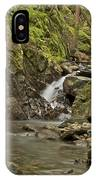 Cascades Happy Trail 9128 IPhone Case